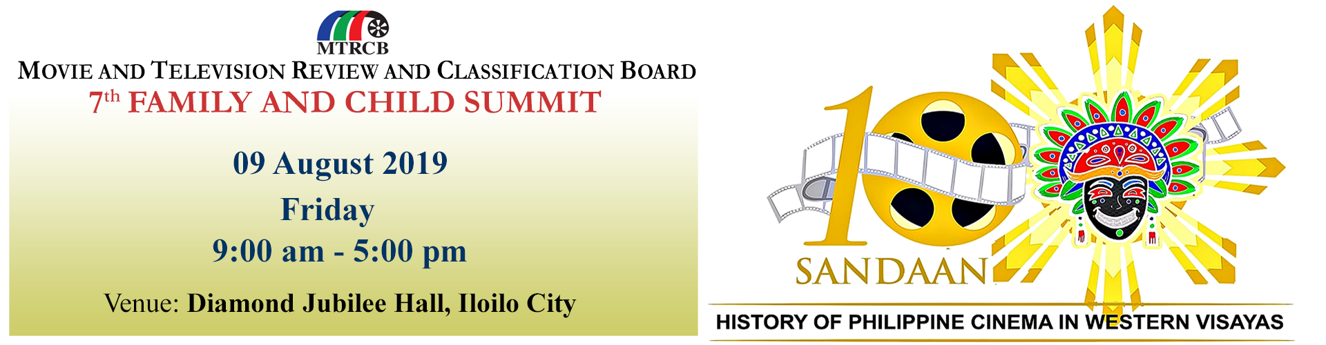 MTRCB 7th Family and Child Summitr